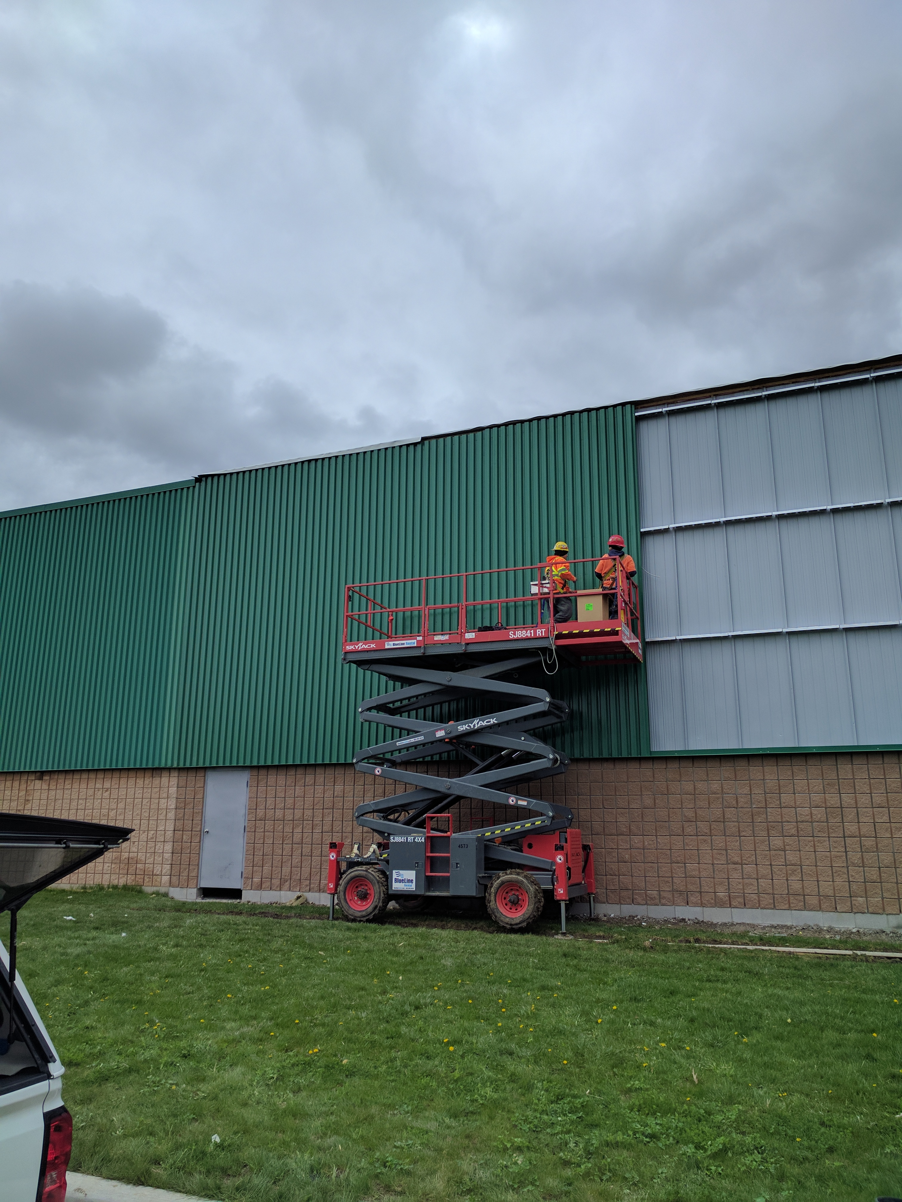 Genesis Mold - Facility Addition (Windsor)
